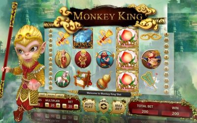 Monkey King: Get Amazing Experience